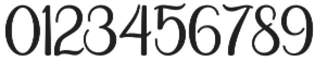 Hiyida Script Regular otf (400) Font OTHER CHARS