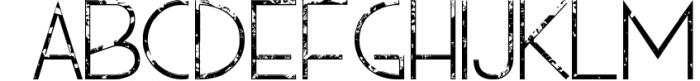 Hielo Fontpack 2 Font UPPERCASE