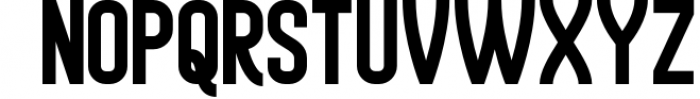 Historica Typeface 4 Font LOWERCASE