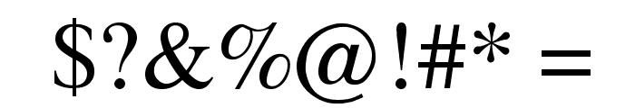 HI Manokalanipo  Roman Font OTHER CHARS