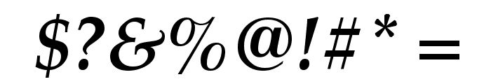 HI Piilani Bold Italic Font OTHER CHARS