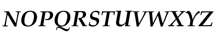 HI Piilani Bold Italic Font UPPERCASE