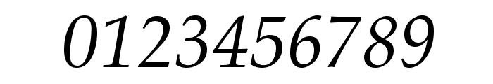 HI Piilani Italic Font OTHER CHARS