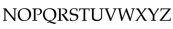 HI Piilani Roman Font UPPERCASE