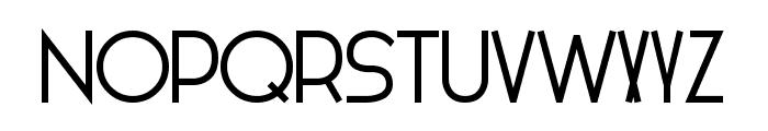 HIELO Semi-bold Font UPPERCASE