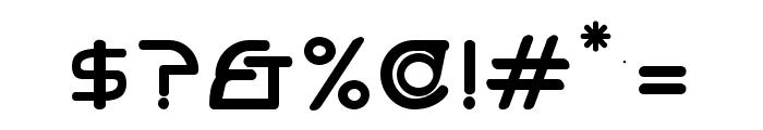 Hi. Black Font OTHER CHARS