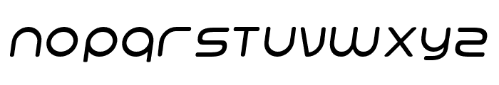 Hi. Bold Oblique Font UPPERCASE