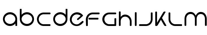 Hi. Regular Font LOWERCASE