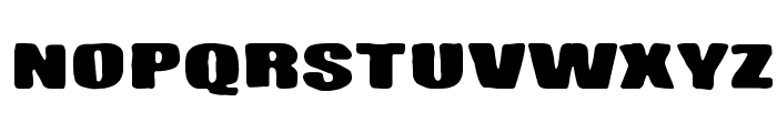 Hiekkalasi Font UPPERCASE