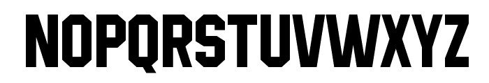 High-Jakarta Font LOWERCASE