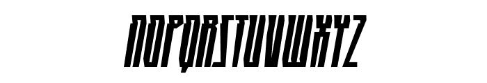 HighRise BB Italic Font LOWERCASE