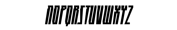 HighRiseBB-Italic Font LOWERCASE