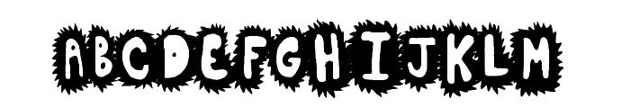 HighSales Font UPPERCASE