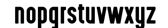 HighVoltage Font LOWERCASE