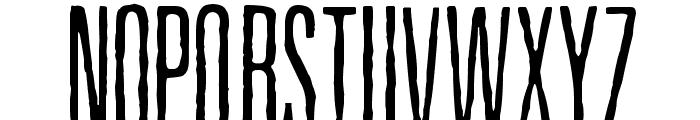 Higher Font UPPERCASE