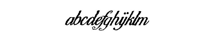 HigherBounties Font LOWERCASE