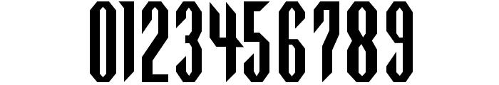Highlander Regular Font OTHER CHARS