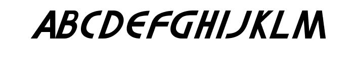 Highlander Font LOWERCASE