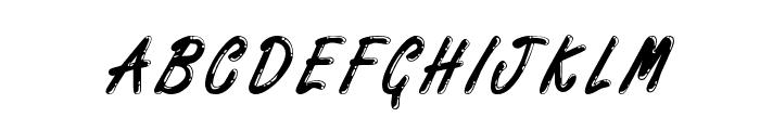 Highstakes Regular Font UPPERCASE