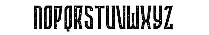 Highstories4 Font UPPERCASE