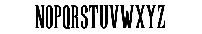 Highwind Font UPPERCASE