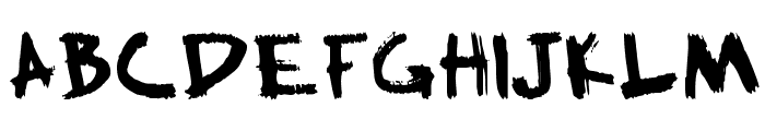 Hill William Font UPPERCASE