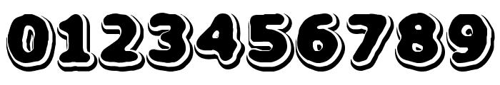 Hillock BRK Font OTHER CHARS
