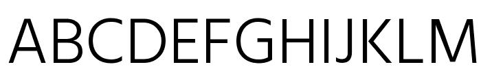Hind Guntur Light Font UPPERCASE