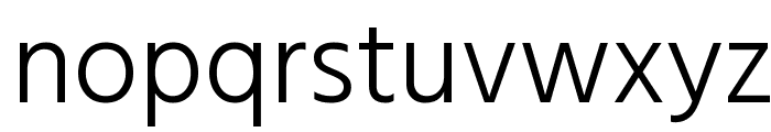 Hind Guntur Light Font LOWERCASE