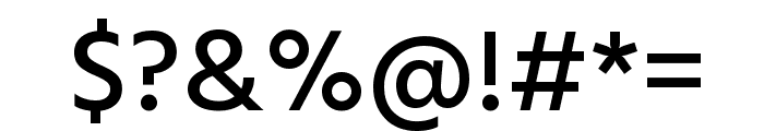 Hind Guntur Medium Font OTHER CHARS
