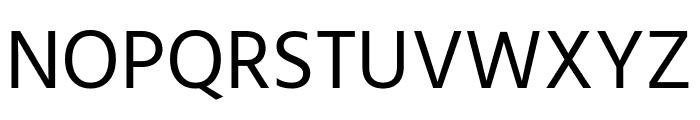 Hind Guntur Regular Font UPPERCASE