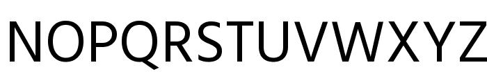 Hind Guntur Font UPPERCASE