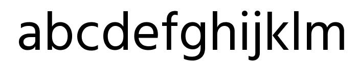 Hind Guntur Font LOWERCASE