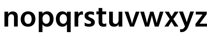 Hind Madurai SemiBold Font LOWERCASE