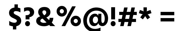 Hind Mysuru Bold Font OTHER CHARS