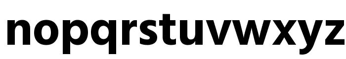 Hind Mysuru Bold Font LOWERCASE