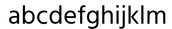 Hind Mysuru Font LOWERCASE