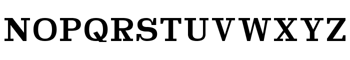 Hindsight Small Caps Font LOWERCASE