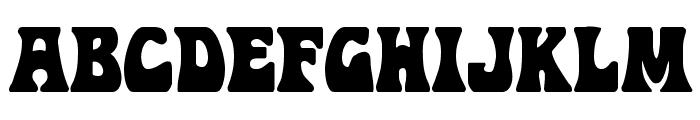 Hip Pocket Condensed Font LOWERCASE