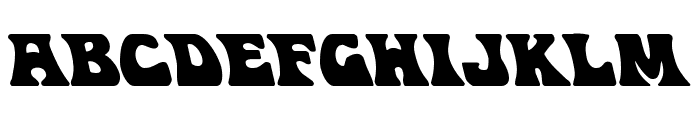 Hip Pocket Leftalic Font LOWERCASE