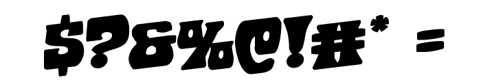 Hip Pocket Rotalic Font OTHER CHARS