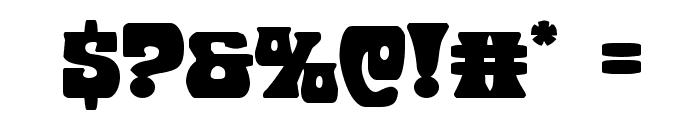 Hip Pocket Font OTHER CHARS