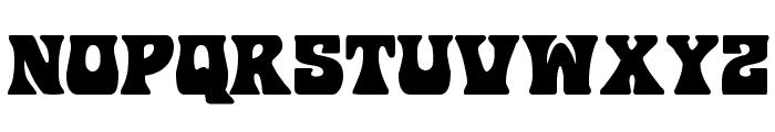 Hip Pocket Font UPPERCASE