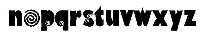 HippoCritic Font LOWERCASE