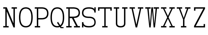 History Happens Regular Font UPPERCASE