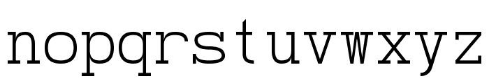 History Happens Regular Font LOWERCASE