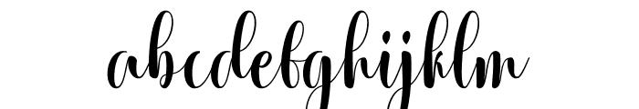 history of alabama Font LOWERCASE