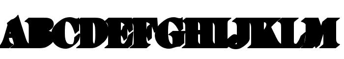 Benguiat Caslon Book Font UPPERCASE