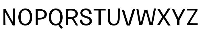 Burbank Small Light Medium Font UPPERCASE