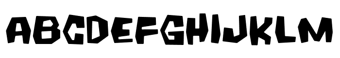 Coffeehouse Font UPPERCASE